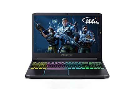 "Acer Predator Helios 300 Gaming Laptop, Intel Core i7-9750H, GeForce GTX 1660 Ti, 15.6"" Full HD 144Hz Display, 3ms Response Time, 16GB DDR4, 512GB PCIe NVMe SSD, RGB Backlit Keyboard, PH315-52-710B"