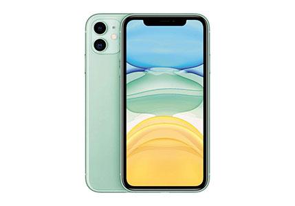 Apple iPhone 11, 256GB, Unlocked - Green (Renewed)