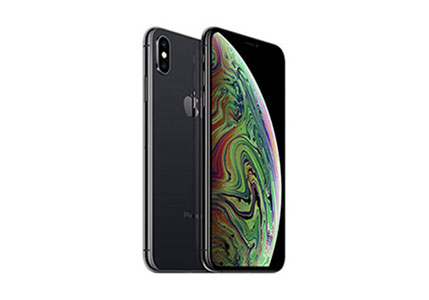 Apple iPhone XS, 256GB , Space Gray - Fully Unlocked (Renewed)