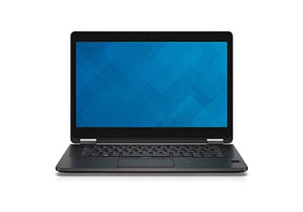 Dell Latitude E7470 14in Laptop, Core i5-6300U 2.4GHz, 8GB Ram, 256GB SSD, Windows 10 Pro 64bit (Renewed)