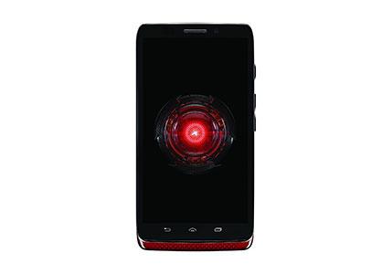 Motorola DROID MAXX, Red 16GB (Verizon Wireless)