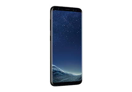 Samsung SM-G950 Galaxy S8 Unlocked 64GB - US Version (Midnight Black) - US Warranty